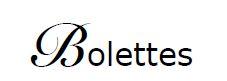 Bolettes AS - Nettbutikk for merkeklær og interiør