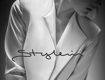 Nærbilde av jakke fra stylein. Brukt som navigasjon til kategorien stylein i nettbutikk