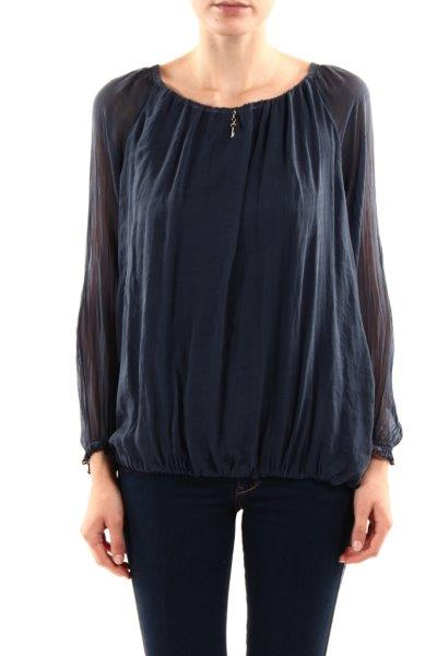 bow-silk-blouse-navy-front