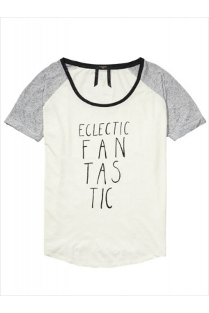 Damesshirts-met-korte-mouw-Maison-Scotch-Relaxed-fit-tee-h-various-type