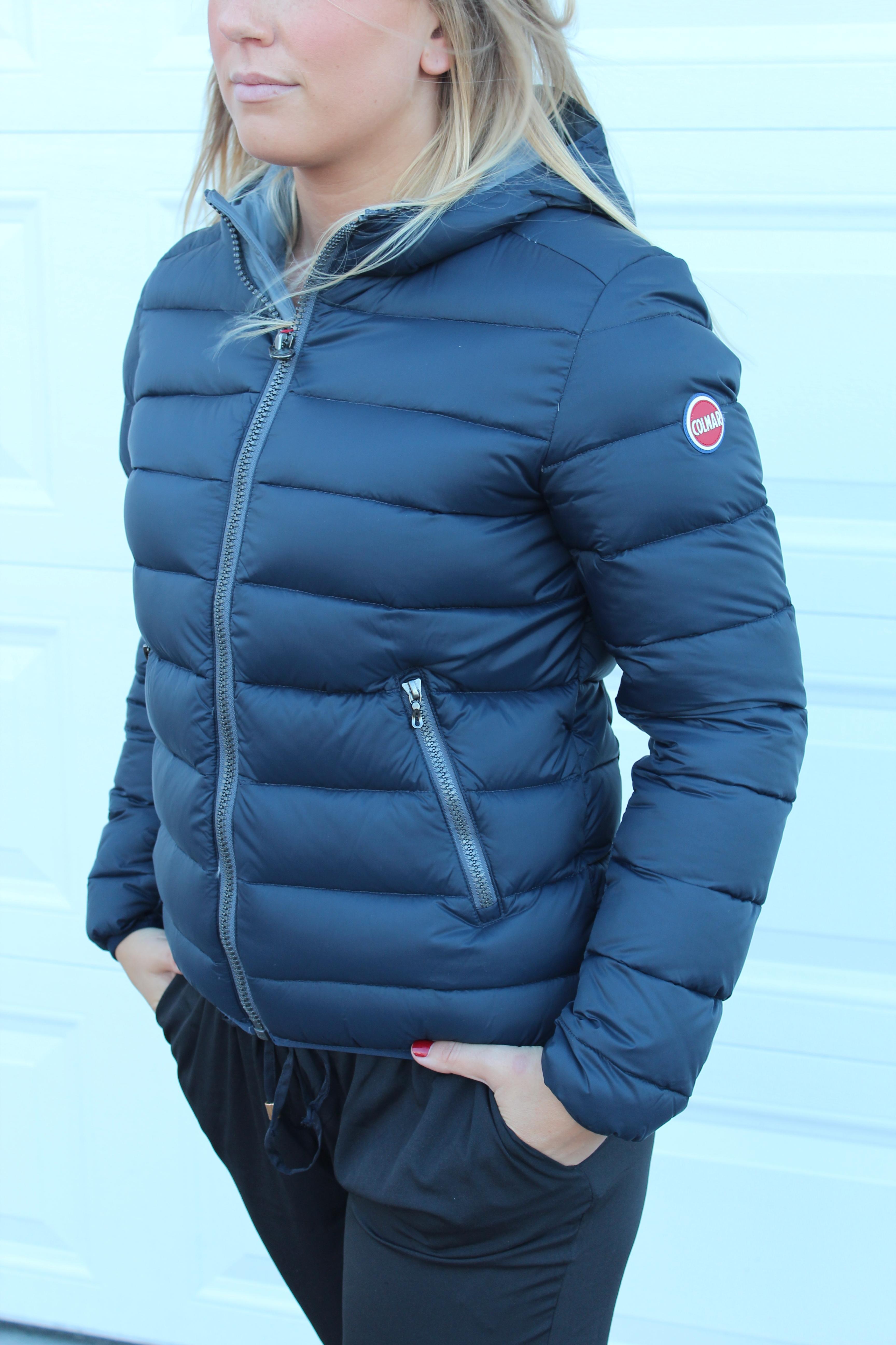 cb900c6d Colmar, Originals Ladies Down Jacket, black   Bolettes AS ...