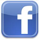 Facebook icon. Brukt som link til bolettes facebookside