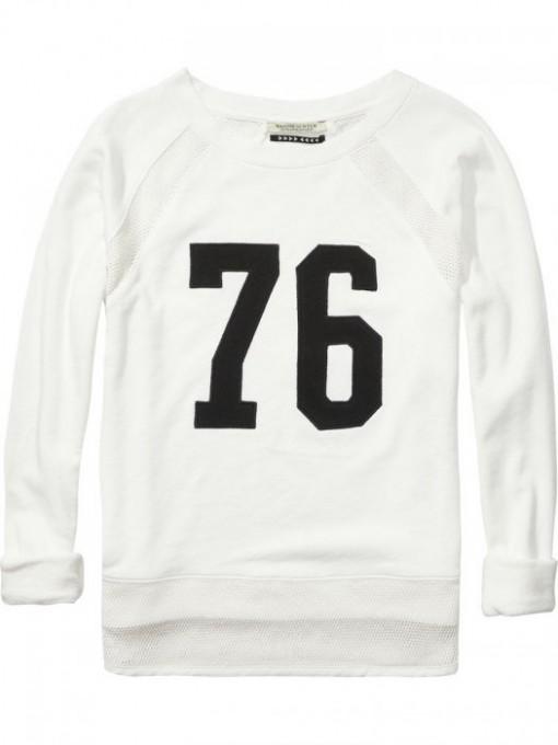 Hvit genser 76